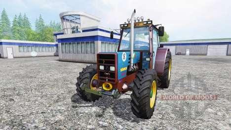 Buhrer 6135A Sport para Farming Simulator 2015