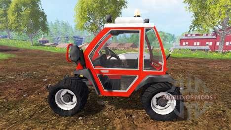 Reform Metrac H6 v1.0 para Farming Simulator 2015