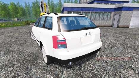 Audi A4 Avant (B6) para Farming Simulator 2015