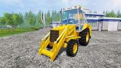 JCB 3CX 4WD v2.0