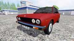 Fiat 128 3P Berlinetta 1978