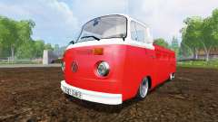Volkswagen Transporter T2B 1972 [lowered]