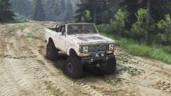 International Scout II 1977 [25.12.15] para Spin Tires
