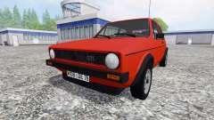 Volkswagen Golf I GTI 1976