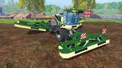 Krone Big M 500 [green and black]