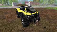 Can-Am Outlander 1000 XT Kompressor