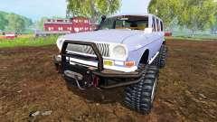 GAZ-24-12 Volga [monstruo]