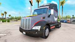 La mafia rusa de la piel para el camión Peterbilt para American Truck Simulator