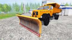 Magirus-Deutz 200D26 1964 [snow plow]