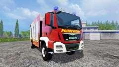 MAN TGM 14.250 Firetruck