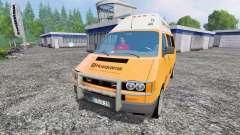 Volkswagen Transporter T4 Husqvarna Service