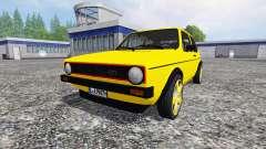 Volkswagen Golf I GTI [tuning]
