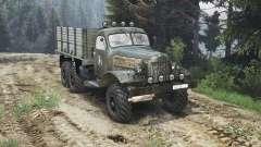 ZIL-157 El Macho [25.12.15] para Spin Tires