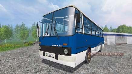 Ikarus 260 para Farming Simulator 2015