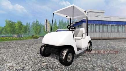 El carrito de Golf para Farming Simulator 2015