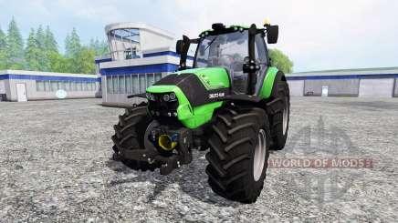 Deutz-Fahr Agrotron 6190 TTV para Farming Simulator 2015