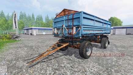 Panav BSS 10t para Farming Simulator 2015