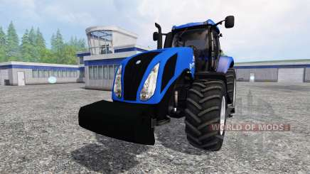 New Holland T8.270 para Farming Simulator 2015