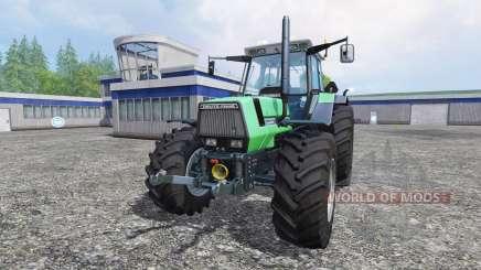 Deutz-Fahr AgroStar 6.61 v1.0 para Farming Simulator 2015