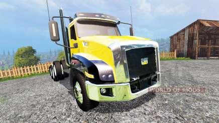 Caterpillar CT660 v2.0 para Farming Simulator 2015