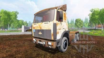 MAZ-642208 [rusty] para Farming Simulator 2015