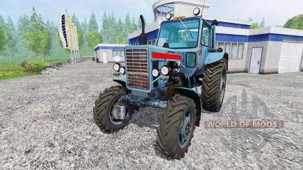 MTZ-82 Bielorruso v1.0.0 para Farming Simulator 2015