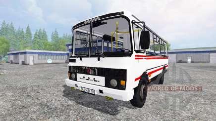 PAZ-3205 v2.1 para Farming Simulator 2015