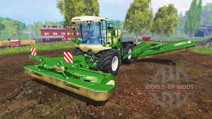 Krone Big M 500 v2.0 para Farming Simulator 2015