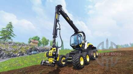 PONSSE Scorpion King v1.0 para Farming Simulator 2015
