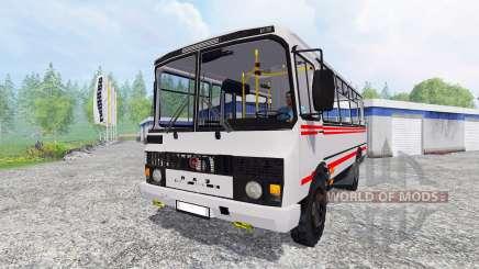 PAZ-3205 v2.0 para Farming Simulator 2015