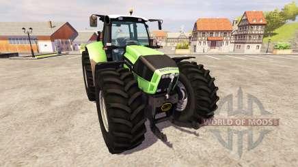 Deutz-Fahr Agrotron X 720 v3.1 para Farming Simulator 2013