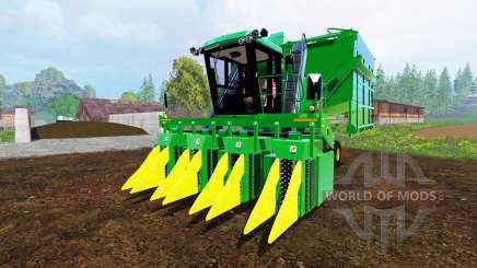 John Deere 9965 v2.0 para Farming Simulator 2015