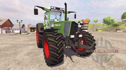 Fendt Favorit 818 Turbomatic v1.1 para Farming Simulator 2013