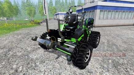 Amazone Crass Hopper para Farming Simulator 2015