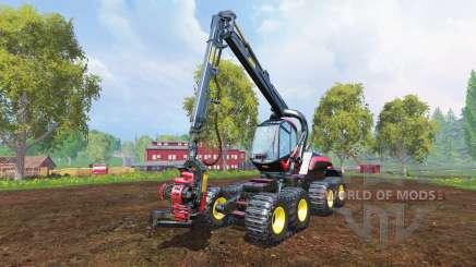 PONSSE Scorpion King SC para Farming Simulator 2015