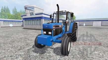 Ford 6640 FL para Farming Simulator 2015