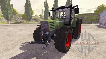 Fendt Favorit 514C para Farming Simulator 2013