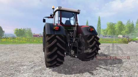 Fendt Favorit 822 para Farming Simulator 2015