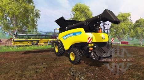 New Holland CR10.90 v1.4 para Farming Simulator 2015