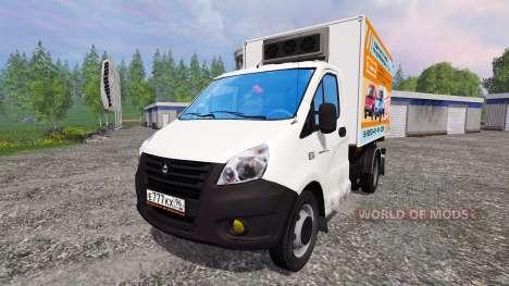 GAS-A23R22 para Farming Simulator 2015