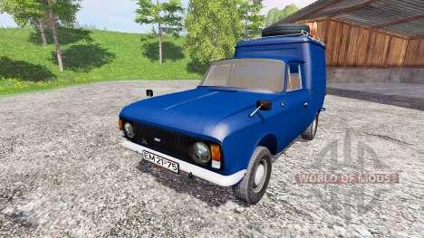 IZH-2715 v2.0 para Farming Simulator 2015