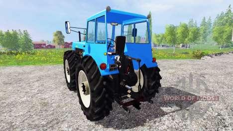 Daten D4K B para Farming Simulator 2015