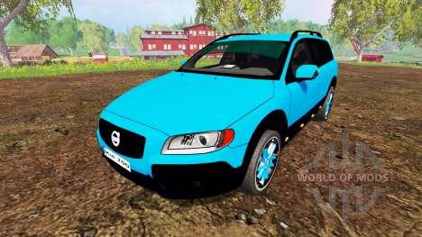 Volvo XC70 para Farming Simulator 2015