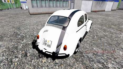 Volkswagen Beetle Turbo Rally v0.5 para Farming Simulator 2015
