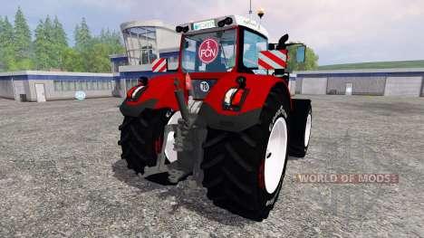 Fendt 939 Vario v0.5 para Farming Simulator 2015