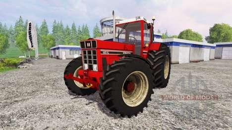 IHC 1455XL para Farming Simulator 2015