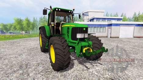 John Deere 6320 Premium para Farming Simulator 2015