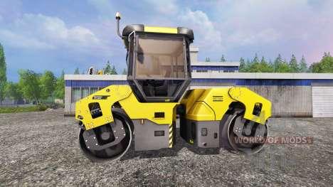 Dynapac CC2200 para Farming Simulator 2015