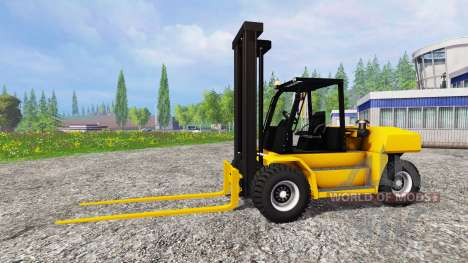 Komatsu EX50 para Farming Simulator 2015