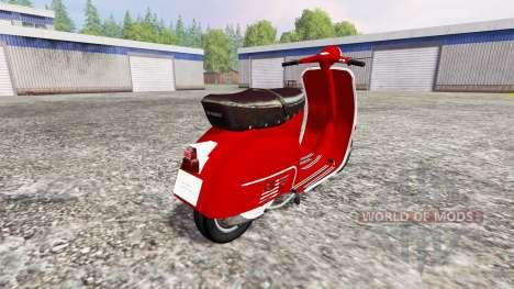Piaggio Vespa v0.1 para Farming Simulator 2015